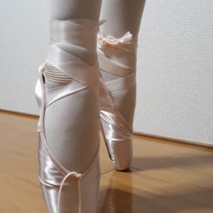 バレエシューズと トゥシューズの違い がわかる。いつから履けるのトゥシューズ