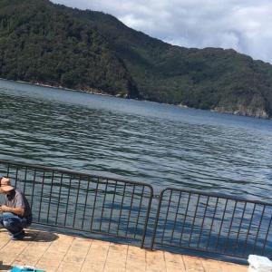 【京都】舞鶴親海公園(海釣り)