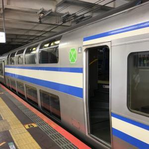 モバイルSuicaでJR普通列車のグリーン車に乗るぞ!