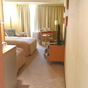 【ドームホテル】2/7~11   ツインルーム。