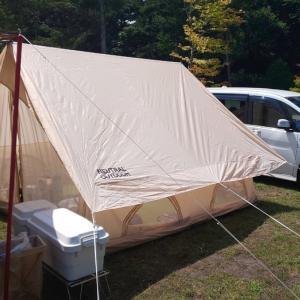 KARUIZAWA CAMP GOLDでキャンプした話