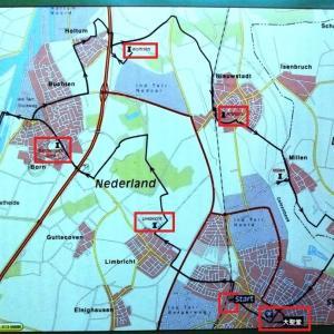 2010年 オランダ・Sittardお城巡り