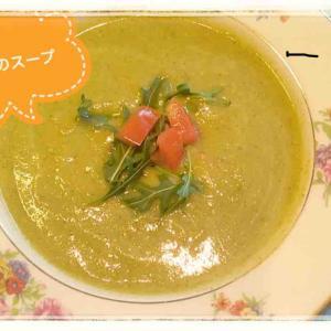 ヴィーガンすみちゃんのブロッコリースープ