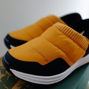 【キャンプファッション】オススメのかかとが踏める靴