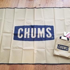 CHUMS By relume / 別注チャムス出たので、シート買いました!
