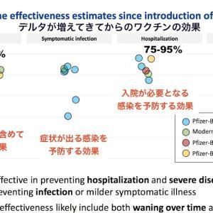 コロナ・ワクチンの効果はどのくらい継続するのか?