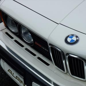 E24/BMW635CSI インスペクション・・・
