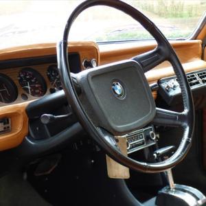 BMW2002AT/インテリア・・・