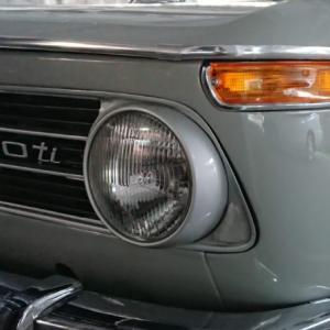 68′ BMW1600Ti ・・・