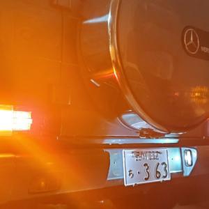 W463/カスタム途中経過・・・