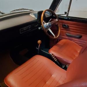 空冷ワーゲン VW1303 入庫・・・