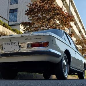 ウェルCarム/BMW2000CS・・・