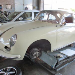 Porsche356C 整備完了・・・
