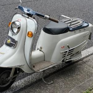 RABBIT/S601 ラビットスクーター入庫・・・