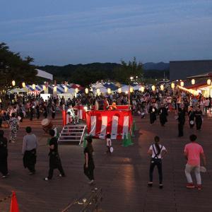 大任町道の駅おおとう桜街道夏祭り2019が8/24・25に開催。盆踊り花火大会と鳥羽一郎さん歌謡ショーで盛り上がる!駐車場情報も