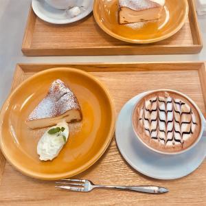 カキノキハウス のスイーツとコーヒー♡
