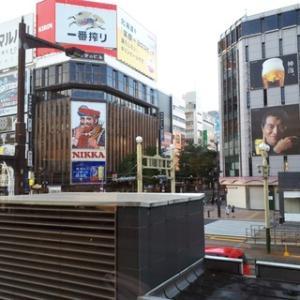 カプセルイン札幌のカプセルルームは蒸し暑くなかなか寝付けなかった