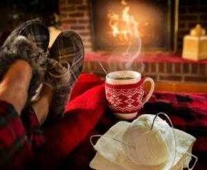 寒い冬に家で出来ること。