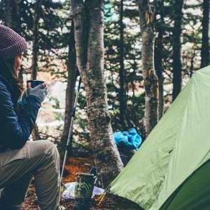 ピン芸人ヒロシさんに学ぶソロキャンプ
