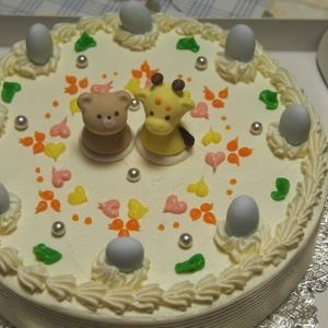 タカセのバタークリームケーキ