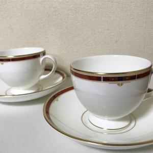義母から譲られたカップ&ソーサー