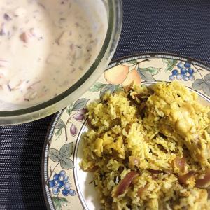 インド人直伝!ヨーグルトサラダ「ライタ」&炊き込みご飯「ビリヤニ」レシピの巻