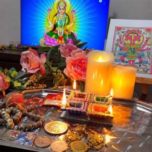 【11月】インドのお正月♡ディワリお宅訪問!の巻