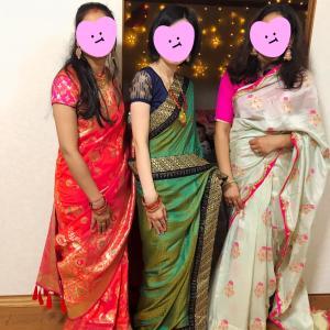 【3月】インドの色かけ祭!ホーリー祭☺︎の巻