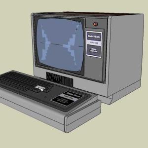 40年前のパソコン
