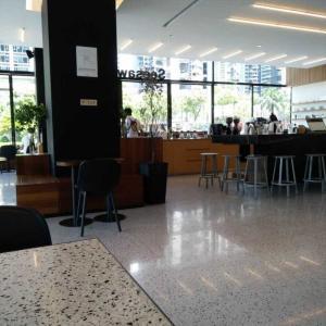 シンセンの「コーヒーショップ」