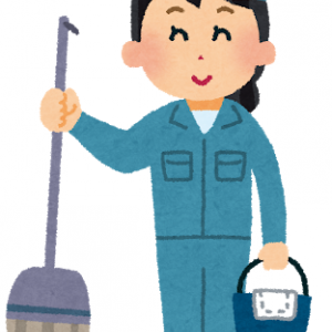 マンションのエントランスの日常清掃の方法を改めて、知りました!
