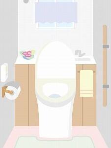トイレが流れなくなったら、まずは・・。