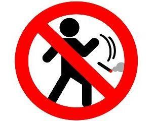 タバコのポイ捨てとちょっぴり笑える話