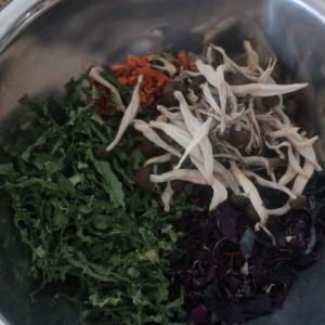 自宅で乾燥野菜 イロドリよく