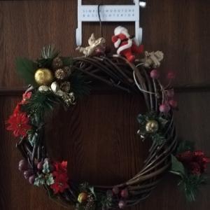 息子のクリスマスツリー