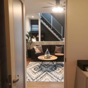 ◆お部屋がスッキリ見える、リビングのワークスペースの作り方