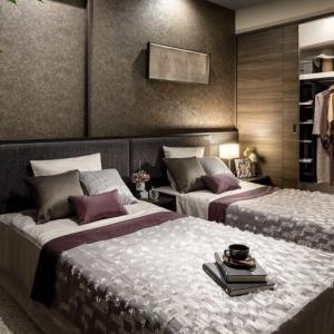 ◆寝室にあるダンディな書斎
