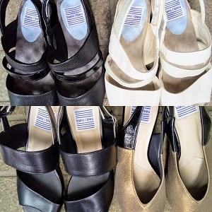 サンダル靴が欲しい