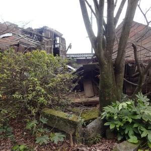 赤城工芸所の廃屋を壊して既に4年の歳月が