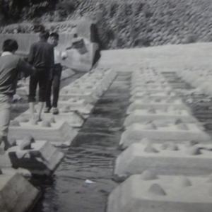 碓氷川との思い出の・・・昭和38年