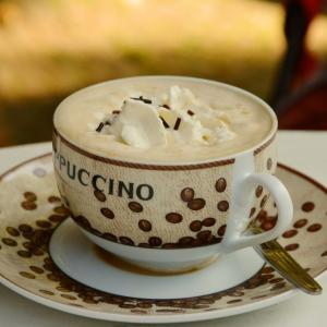 カフェオレ(カフェラテ)の糖質量と低糖質カフェオレの作り方