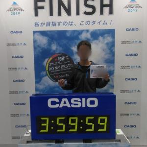 絶賛 横浜マラソンロス中…