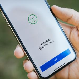 iPhoneXSの「FaceID(顔認証)」を使ってみた感想 メリット・デメリット