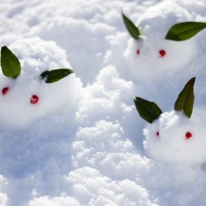 雪は食べでも大丈夫?何度も「雪たべたい!」で困った時の対策法
