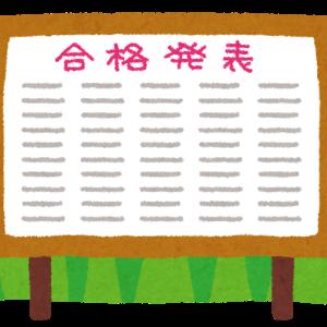 【令和元年度行政書士試験】合格発表と試験結果の公表が行われました!