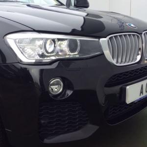 2016 66 REG BMW X4 XDRIVE M SPORT AUTO