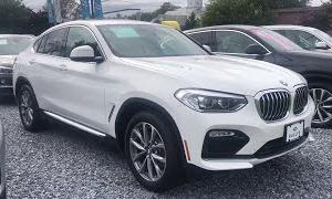 2019 BMW X4 Westbury, Jericho, Roslyn, Port Washington, Manhasset, NY U31425L