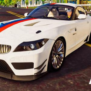 BMW Z4 SDRIVE35i -The Crew 2 (Tuning and TOP speed)
