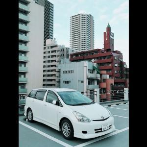 東京都内で車中泊してみた