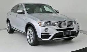 Certified 2016 BMW X4 Baltimore MD Washington DC, MD #TP0952